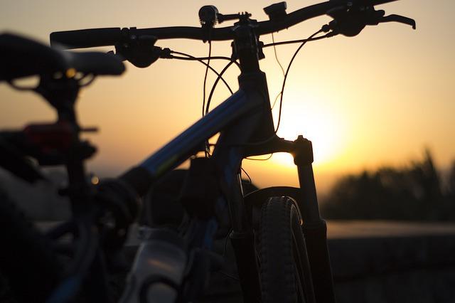 自転車の急な故障に対応