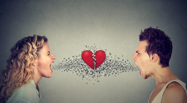 離婚を表すイメージ